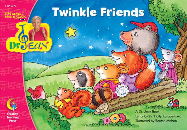 Twinkle Friends, Lap Book