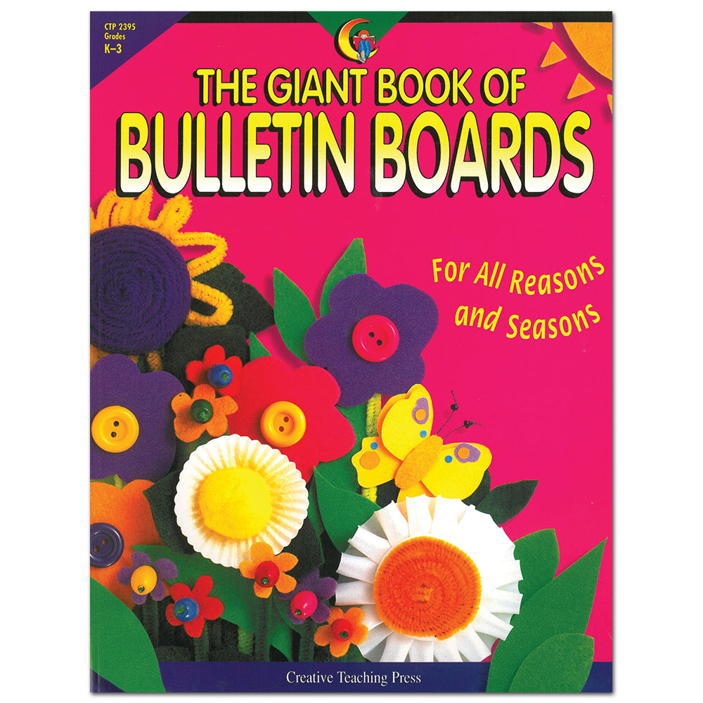 The Giant Book of Bulletin Boards