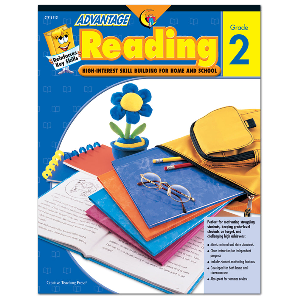 Advantage Reading Gr. 2