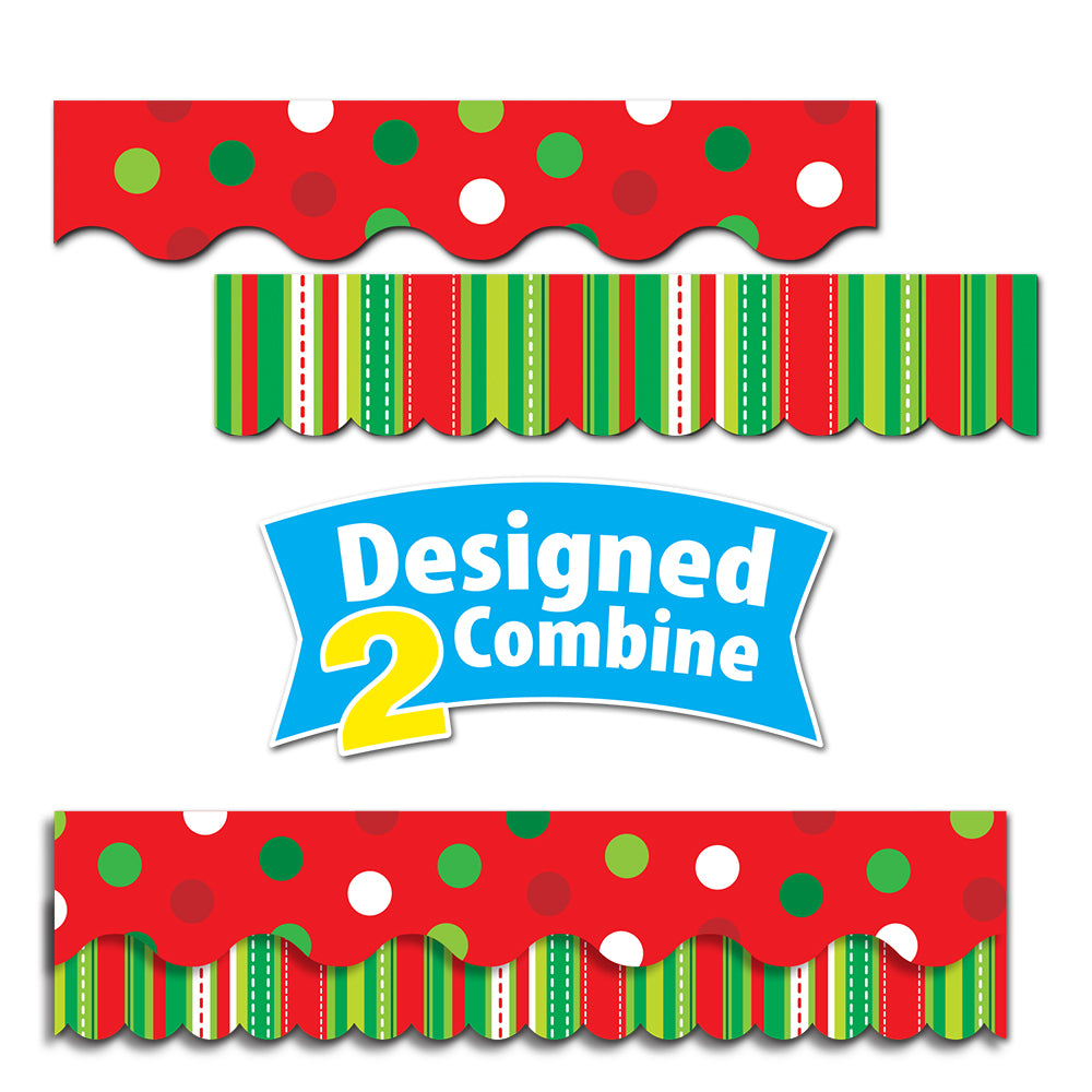 Holiday Cheer Perfect Pairs Border Set