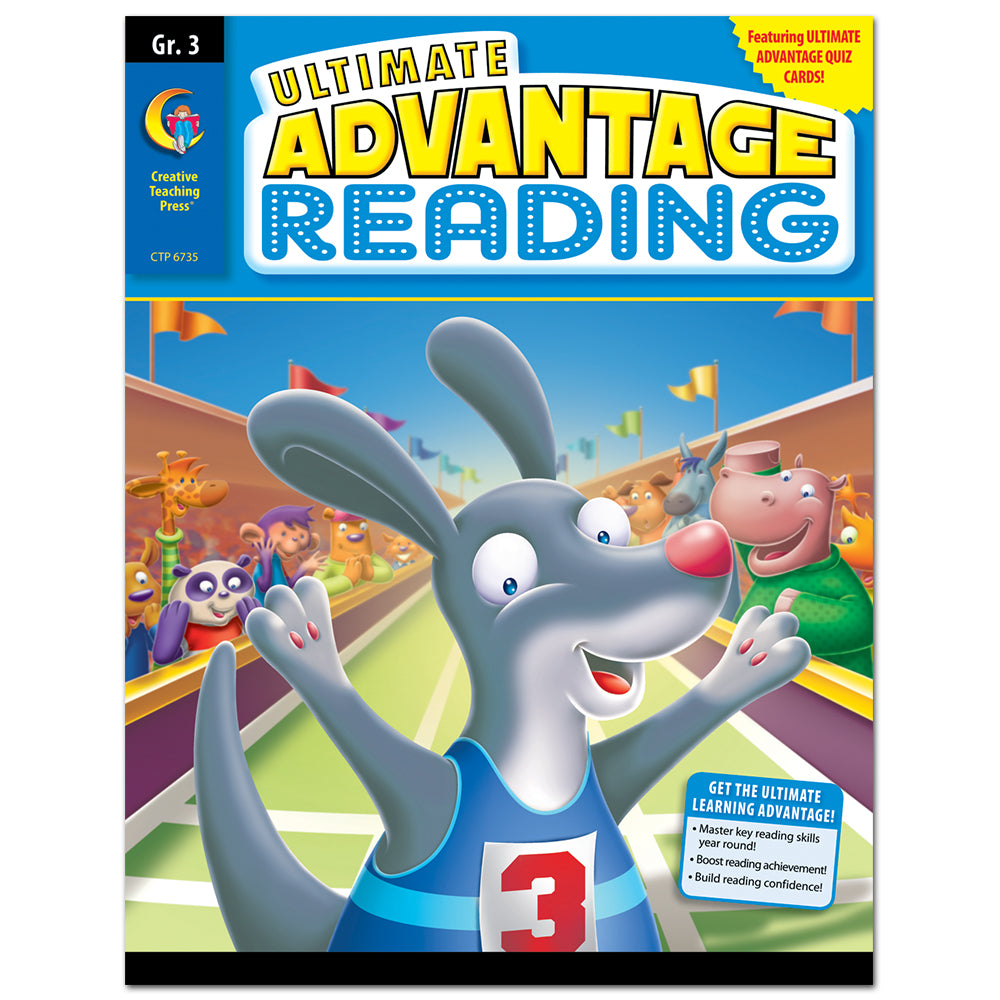 Ultimate Advantage: Reading, Gr. 3