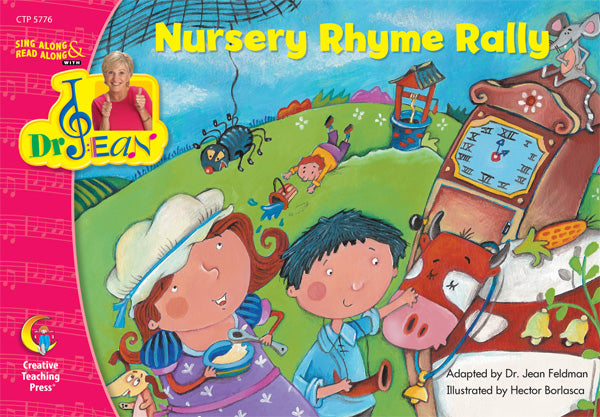 Nursery Rhyme Rally, Lap Book