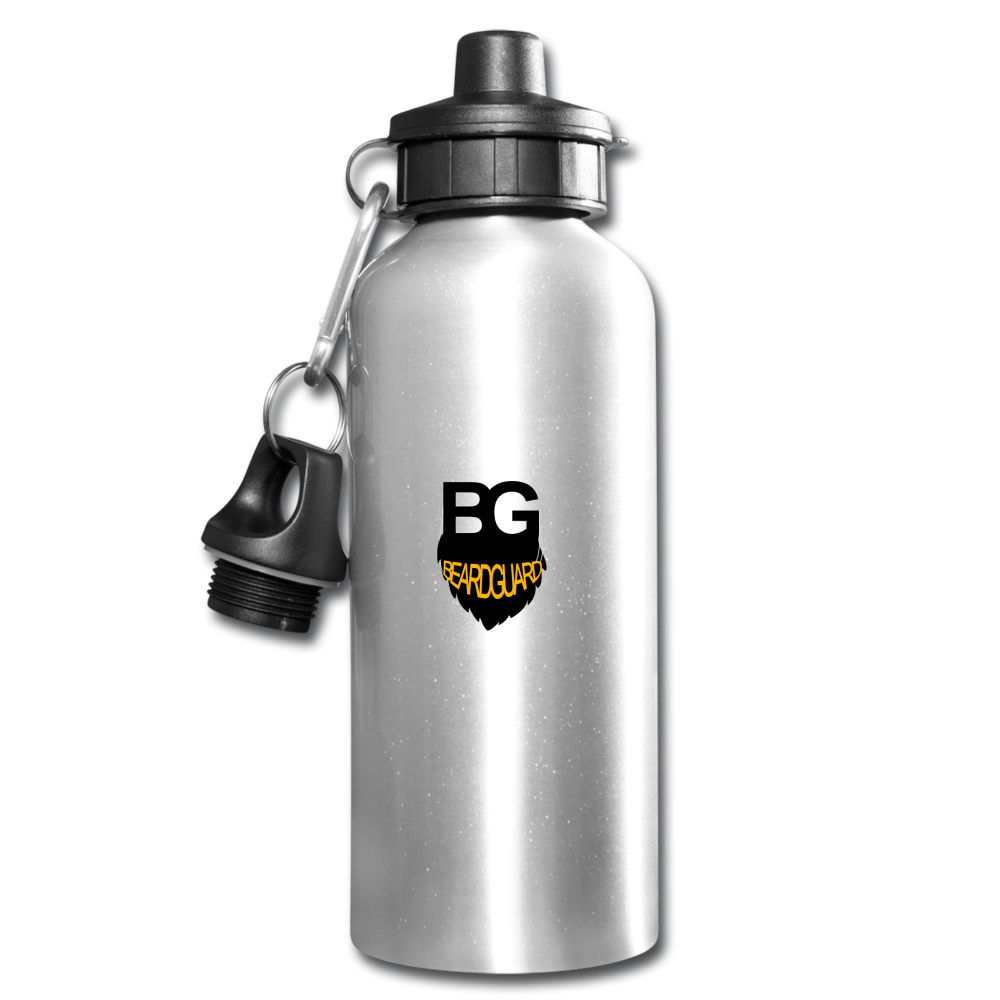 Water Bottle - silver