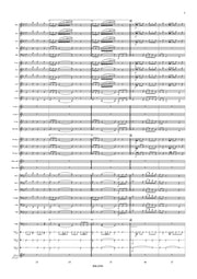 Takahashi - British Folk Song March II (Full Score and Parts) - WE6193EM