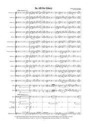 Swearingen (trans. Toda) - In All Its Glory for Brass Ensemble - BRE6242EM