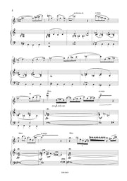 Lehto - Nocturne for Flute and Piano - FP6803EM