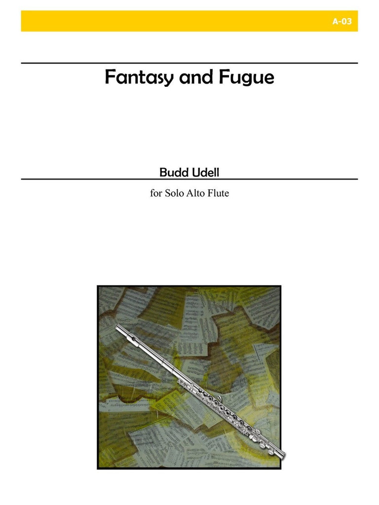 Udell - Fantasy and Fugue - A03