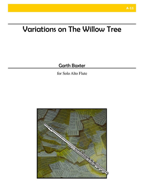 Baxter - Variations on The Willow Tree - A11
