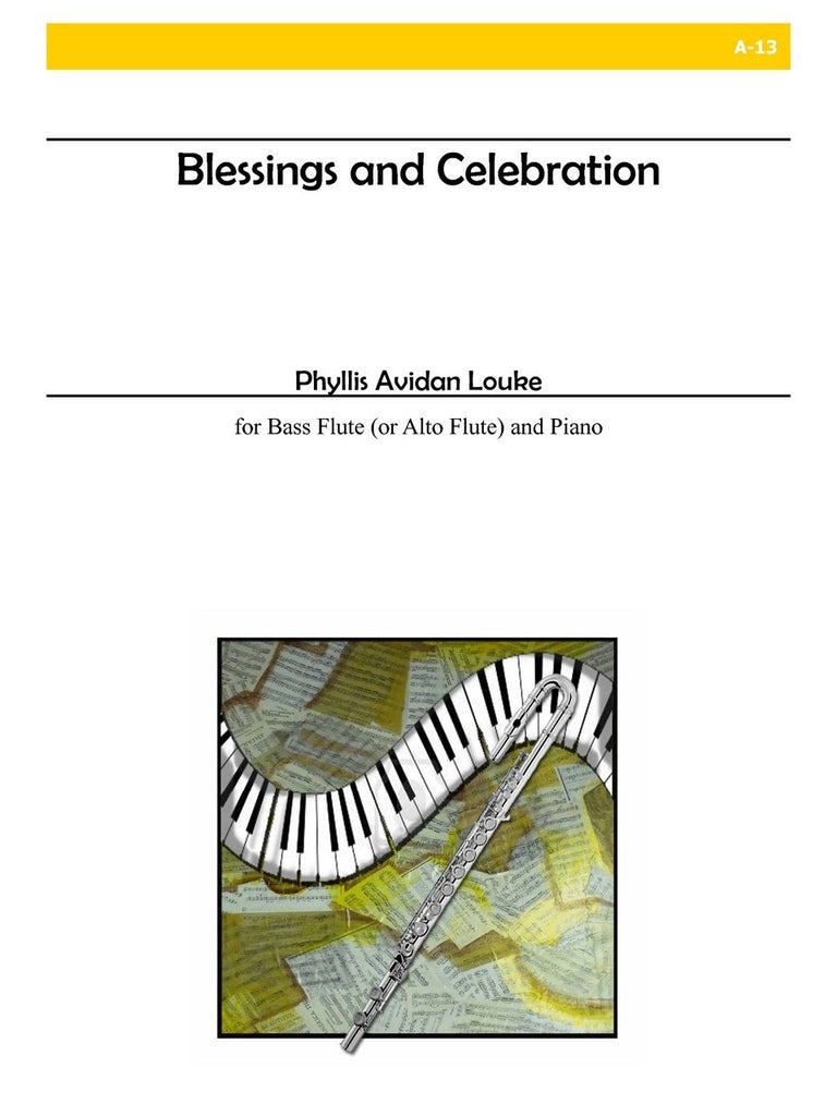 Louke - Blessings and Celebration - A13
