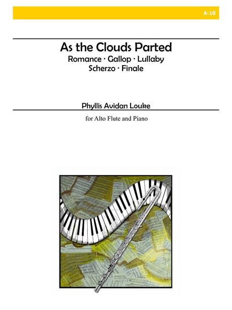 Louke - As the Clouds Parted - A18