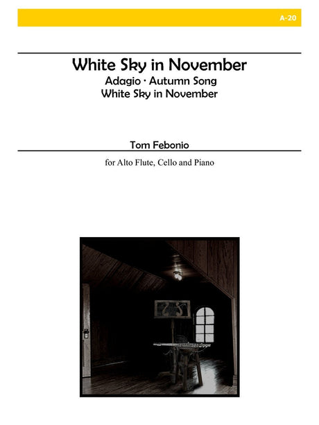 Febonio - White Sky in November - A20