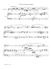 Cohen - Albisiphonics for Bass Flute and Piano - A28NW
