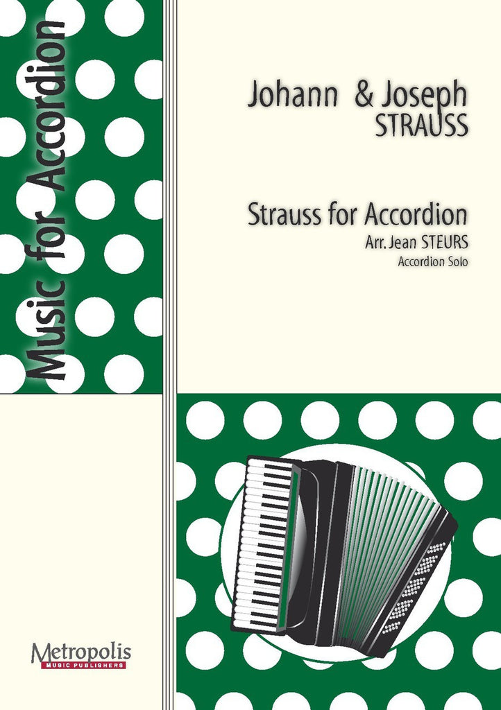 Strauss for Accordion - ACC6311EM