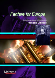 Glorieux - Fanfare for Europe - BRE6494EM