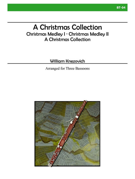 Knezovich - A Christmas Collection - BT04