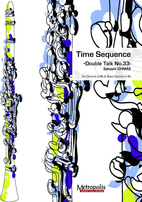Ohmae - Time Sequenza - CD6474EM