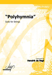 de Regt - Polyhymnia for String Ensemble - CM109014DMP