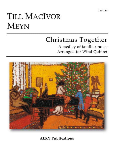 Meyn - Christmas Together for Wind Quintet - CM144