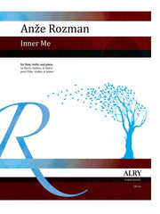 Rozman - Inner Me for Flute, Violin and Piano - CM162
