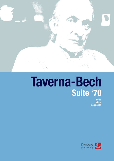 Taverna-Bech - Suite '70 for Violin, Viola and Cello - CM3546PM