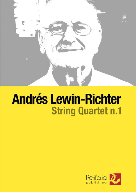 Lewin-Richter - String Quartet No. 1 - CM3613PM