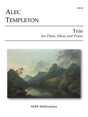 Templeton - Trio for Flute, Oboe, and Piano - CM82
