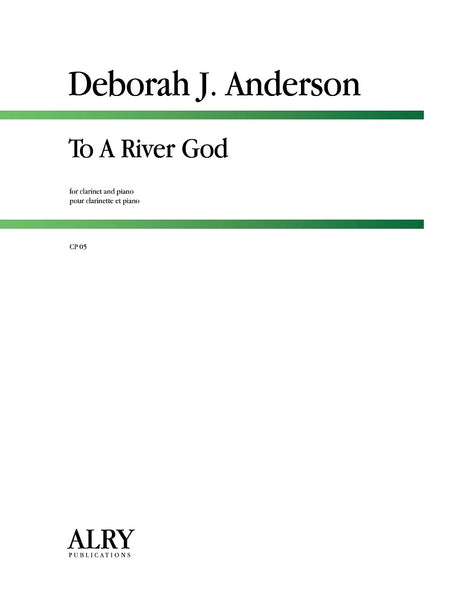 Anderson - To A River God - CP05