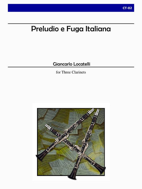 Locatelli - Preludio e Fuga Italiana - CT02