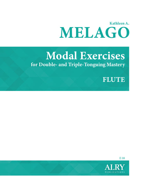 Melago - Modal Exercises for Double- and Triple-Tonguing Mastery - E08