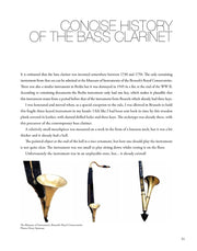 Sparnaay - The Bass Clarinet: A Personal History - BC3626PM