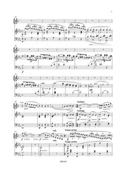 Hanssens - Concertino Nr. 1 (Clarinet and Piano) - CP6215EM