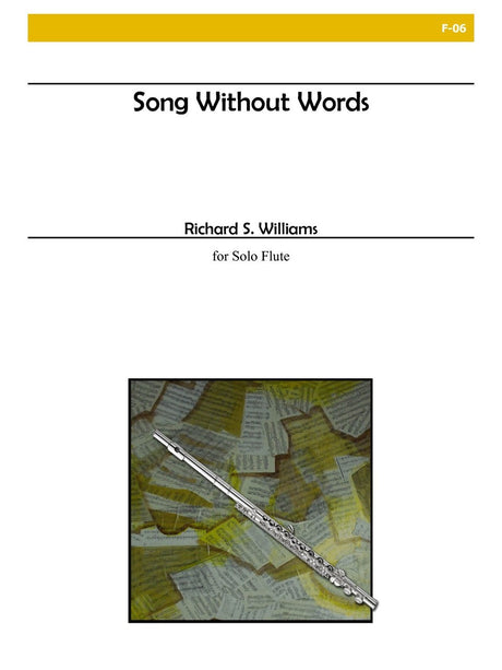 Williams - Song Without Words - F06