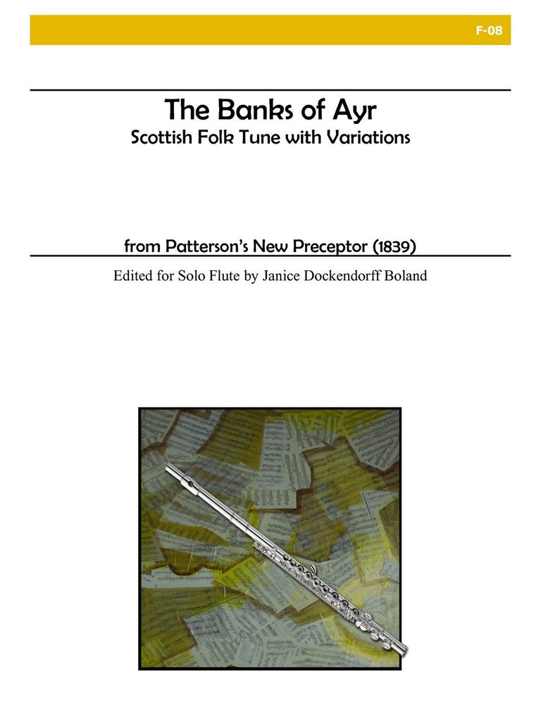 Boland - The Banks of Ayr - F08