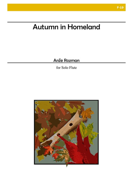 Rozman - Autumn in Homeland - F19