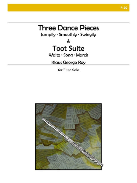 Roy - Three Dance Pieces and Toot Suite - F20