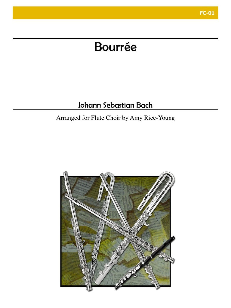 Bach (arr. Rice-Young) - Bourree - FC01