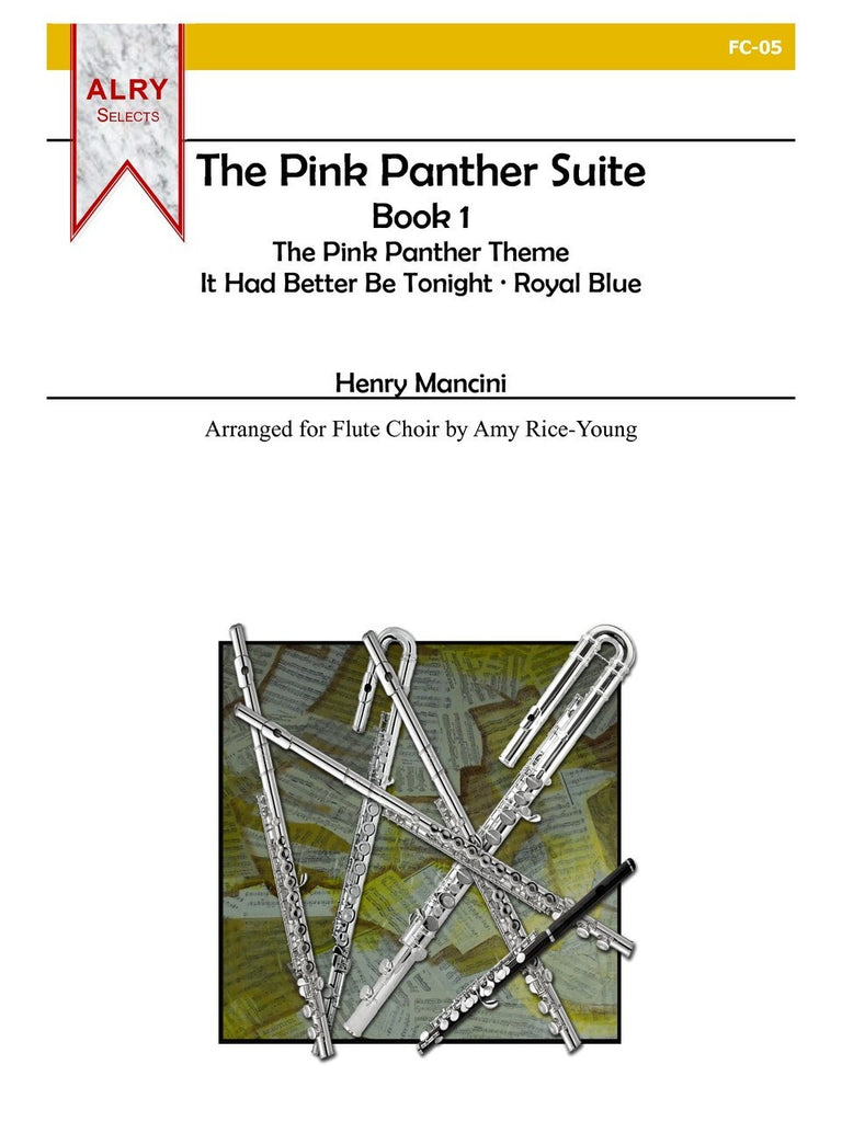 Mancini - Pink Panther Suite, Book 1 - FC05
