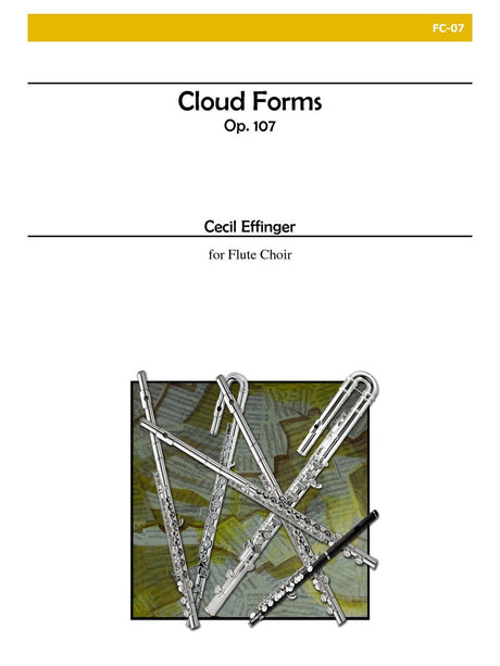 Effinger - Cloud Forms, Opus 107 - FC07