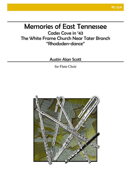 Scott - Memories of East Tennessee (in the Early Forties) - FC114