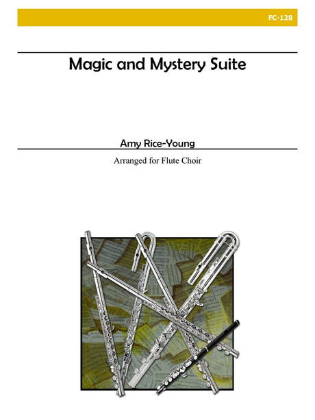 Rice-Young - Magic and Mystery Suite - FC128