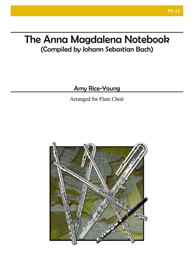 Bach (arr. Rice-Young) - The Anna Magdalena Notebook - FC12