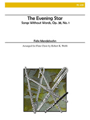 Mendelssohn - The Evening Star from 'Songs Without Words', Opus 38, No.1 - FC139