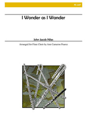 Pearce - I Wonder as I Wander - FC147