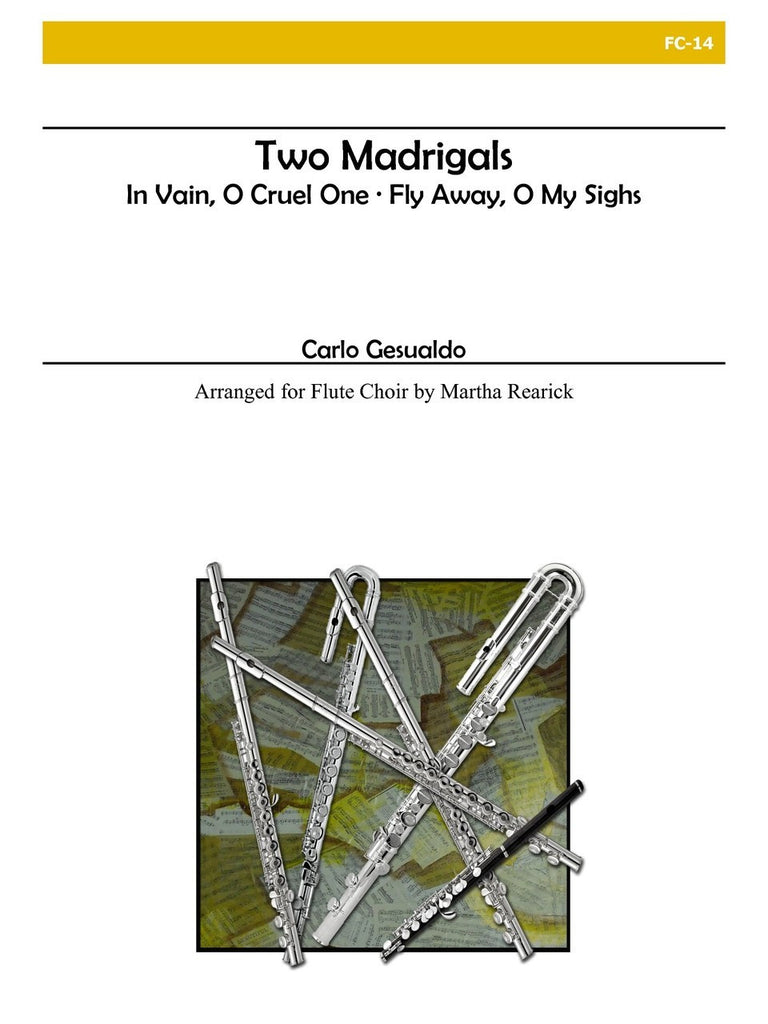 Gesualdo - Two Madrigals - FC14