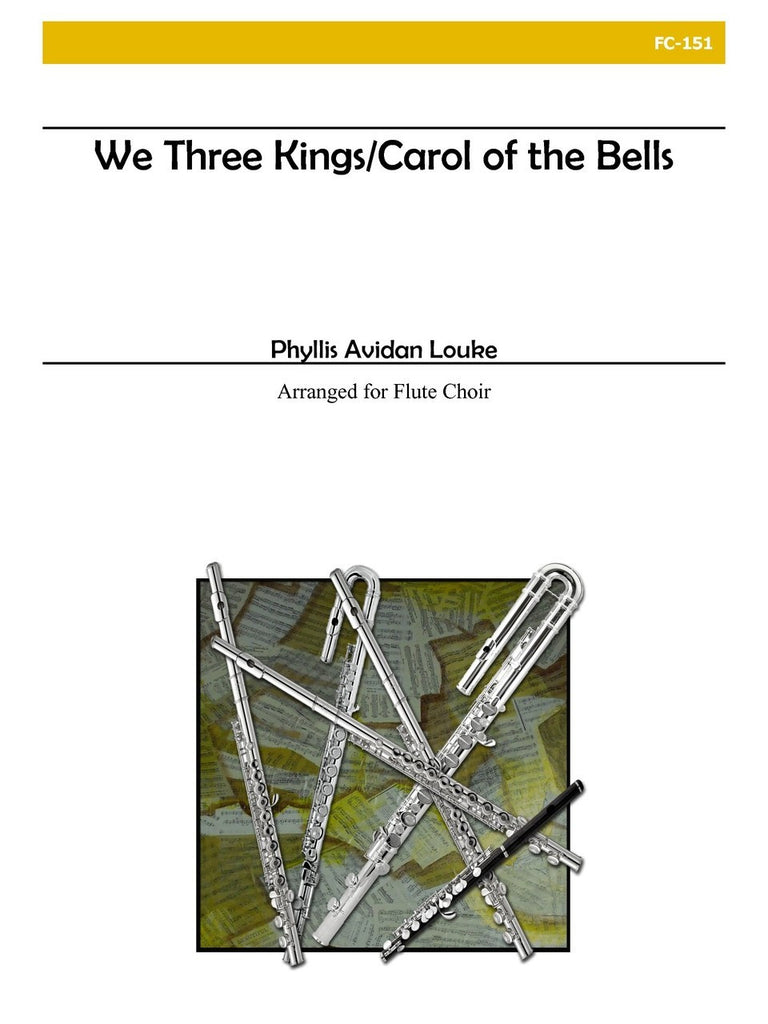 Louke - We Three Kings/Carol of the Bells - FC151