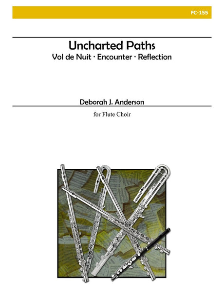 Anderson - Uncharted Paths - FC155