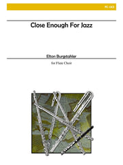 Burgstahler - Close Enough for Jazz - FC163