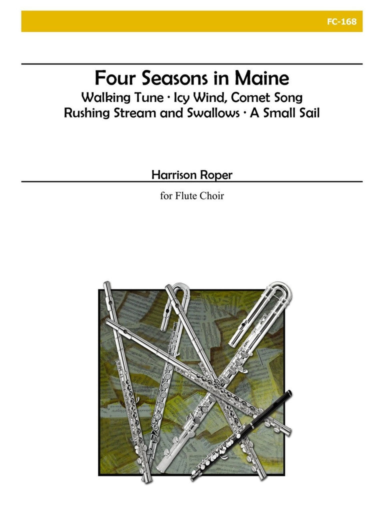 Roper - Four Seasons in Maine - FC168