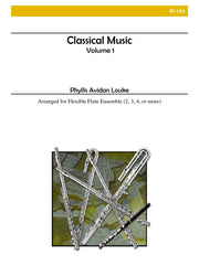 Louke - Classical Music, Volume 1 (Flexible Flute Ensemble) - FC193