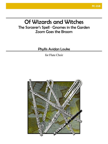 Louke - Of Wizards and Witches - FC218
